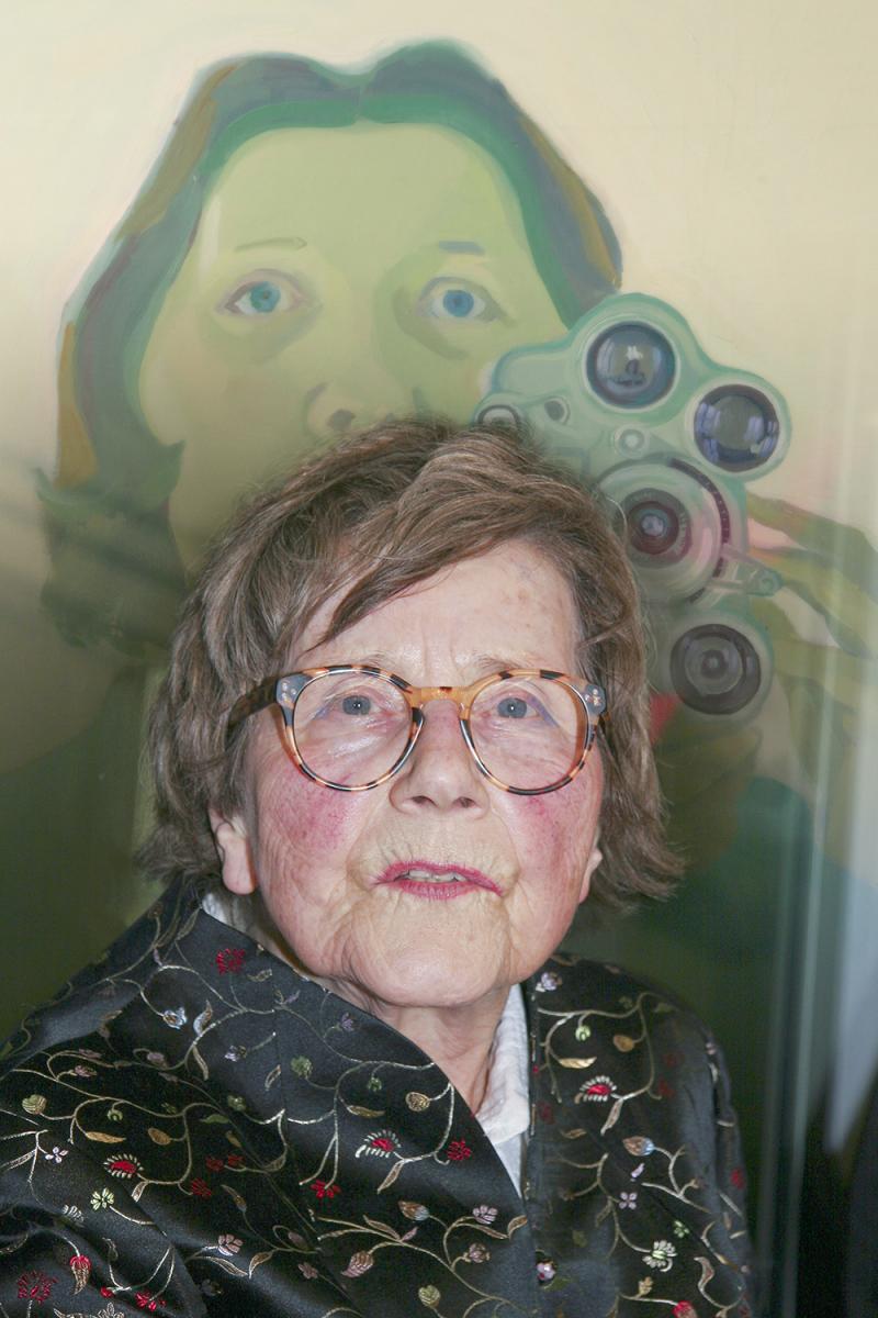 Maria Lassnig, 1919 – 2014
